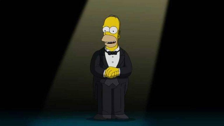 Гомер Симпсон как кандидат н…