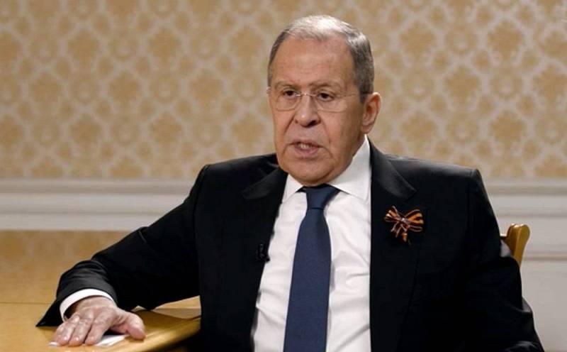 Лавров дал определения поведению США и Прибалтики Новости
