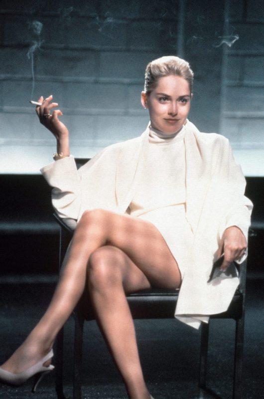 Есть еще порох в пороховницах: 61-летняя Шэрон Стоун снялась обнаженной для журнала Vogue