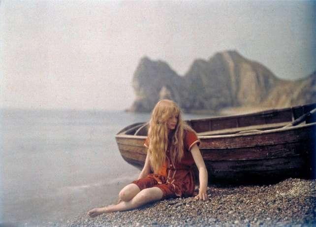 Первые цветные фотографии: как выглядел мир 100 лет назад