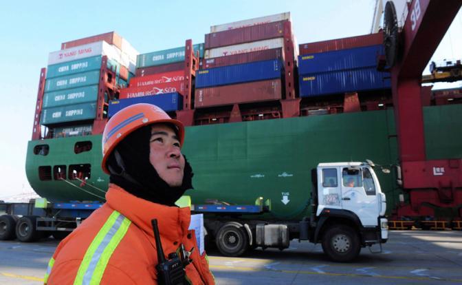 Пекин развернулся к мировым рынкам, а Вашингтон — к мировым войнам…