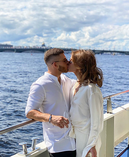 Алекса выходит замуж за фитнес-тренера Вячеслава Дайчева Звездные пары