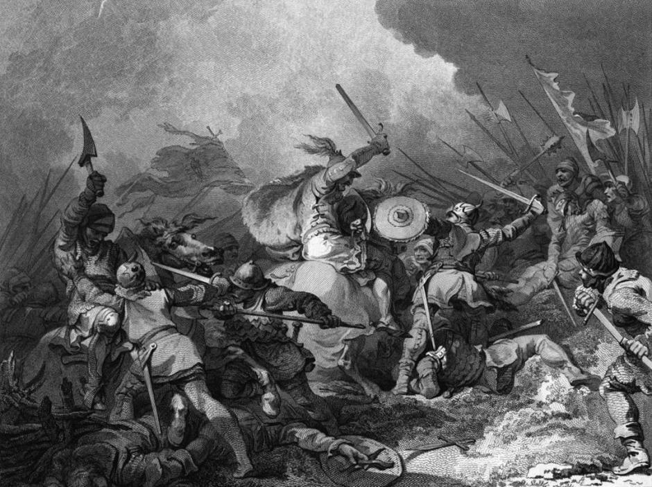 Археологи Дании:  англосаксы были хуже викингов дальние дали