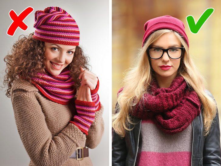 Ошибки в сочетании одежды, которые мешают выглядеть стильно