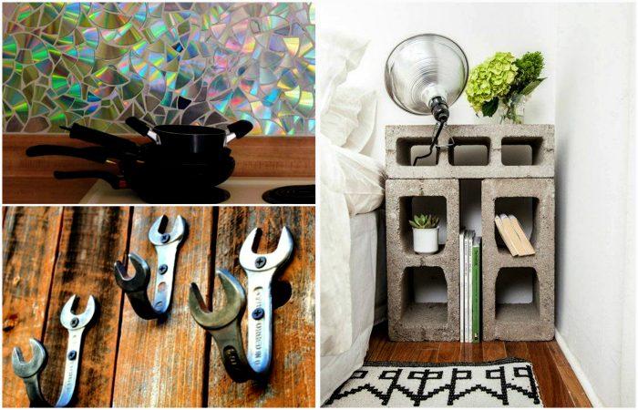 Стильные идеи домашнего декора, которые можно сделать своими руками