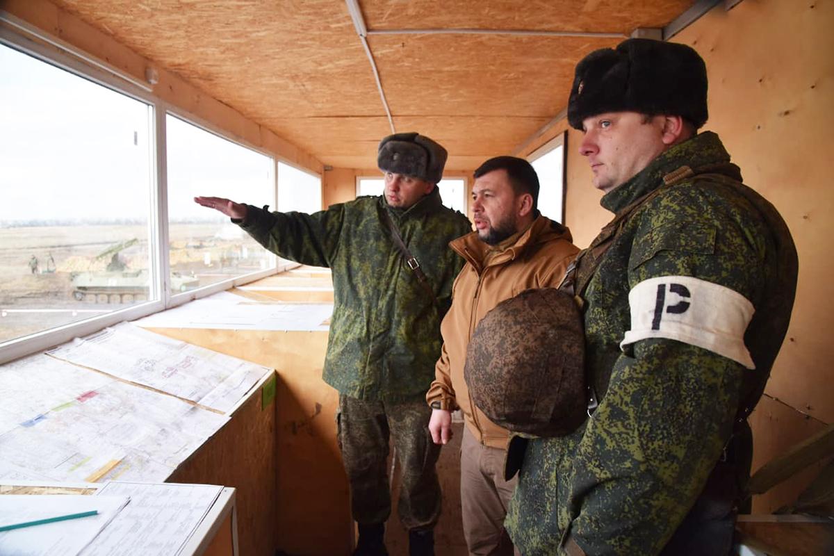 Глава ДНР сообщил об ухудшении ситуации в Донбассе