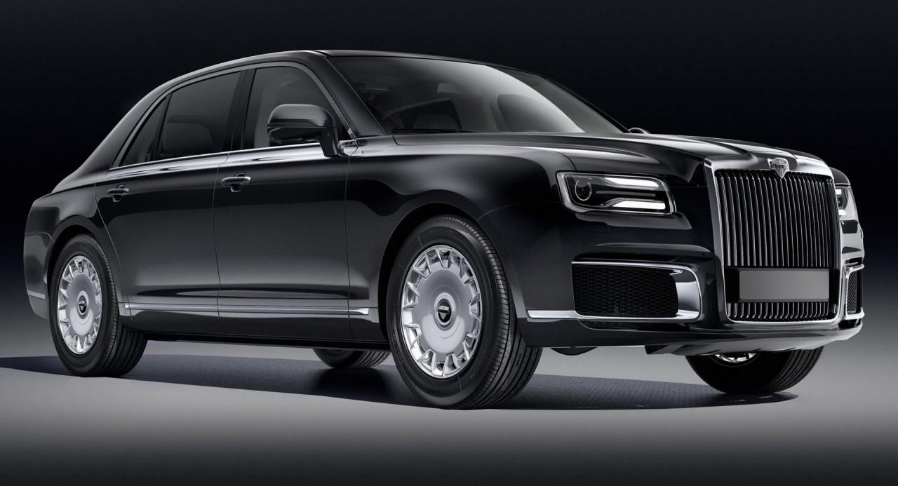 Мировые бренды выступили против регистрации российской марки Aurus в Европе авто и мото