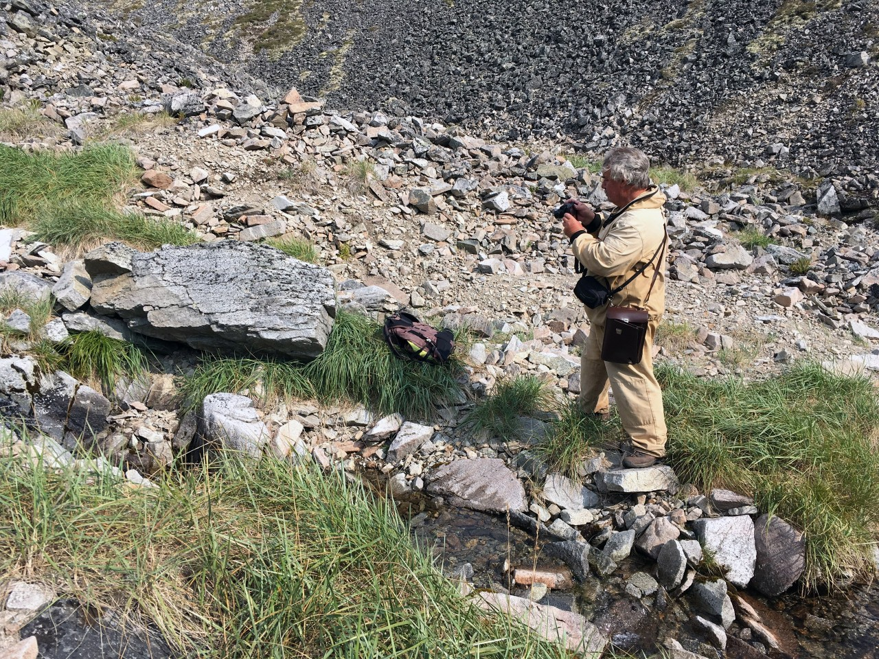 На участке Малахитовый в Приморье начались поиски рудного золота