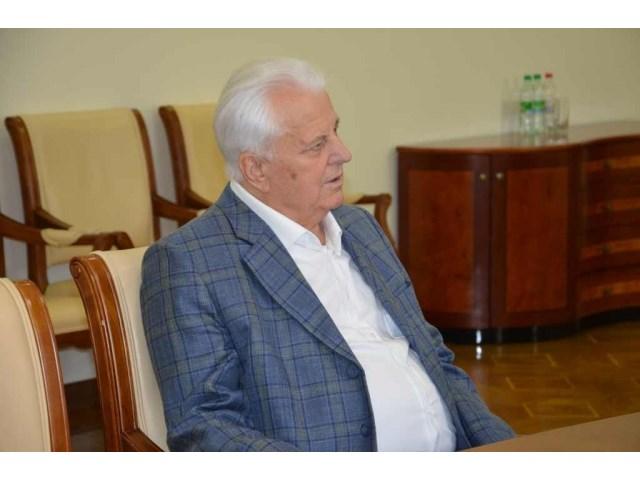Хитрый лис Леонид Кравчук: отец независимой Украины. Очерк 6 украина