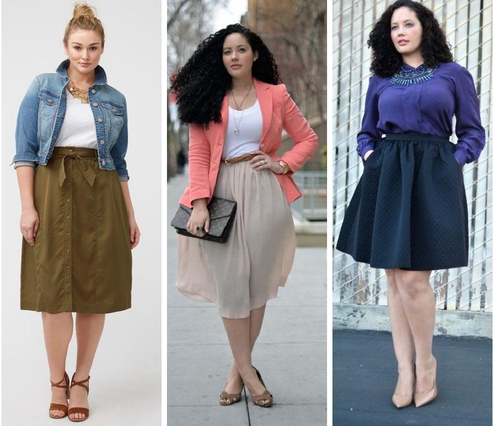 Полная, но модная: какую одежду носить чтобы не быть теткой