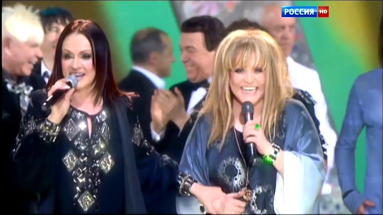 Незабываемый дуэт Алла Пугачева и София Ротару! Вы удивитесь, услышав эту песню! 00