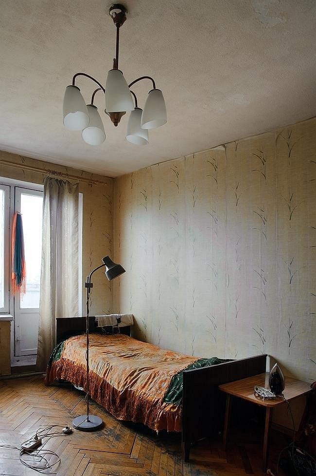 Советская квартира Алексея Кулькова 2
