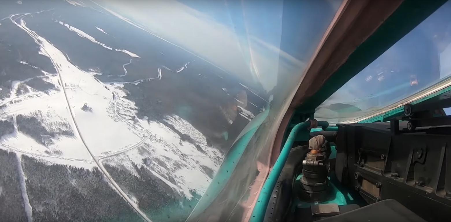 Асы в деле: летчики высотных истребителей перехватчиков МиГ-31 продемонстрировали профессионализм в небе Перми