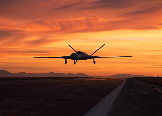 Технологии палубного беспилотника испытают на обычном дроне