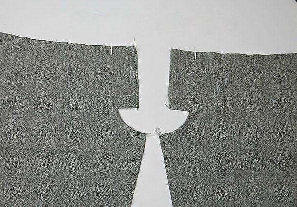 Как пришить к брюкам молнию
