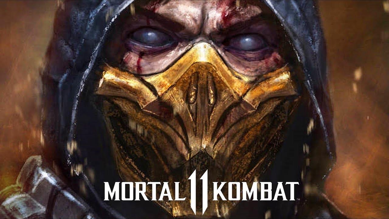 Mortal Kombat 11 — кровью и потом action,mortal kombat 11,pc,ps,xbox,Игры,обзоры,файтинг
