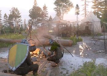 Опубликовано 16 минут нового геймплея реалистичной игры Kingdom Come: Deliverance в открытом мире от первого лица