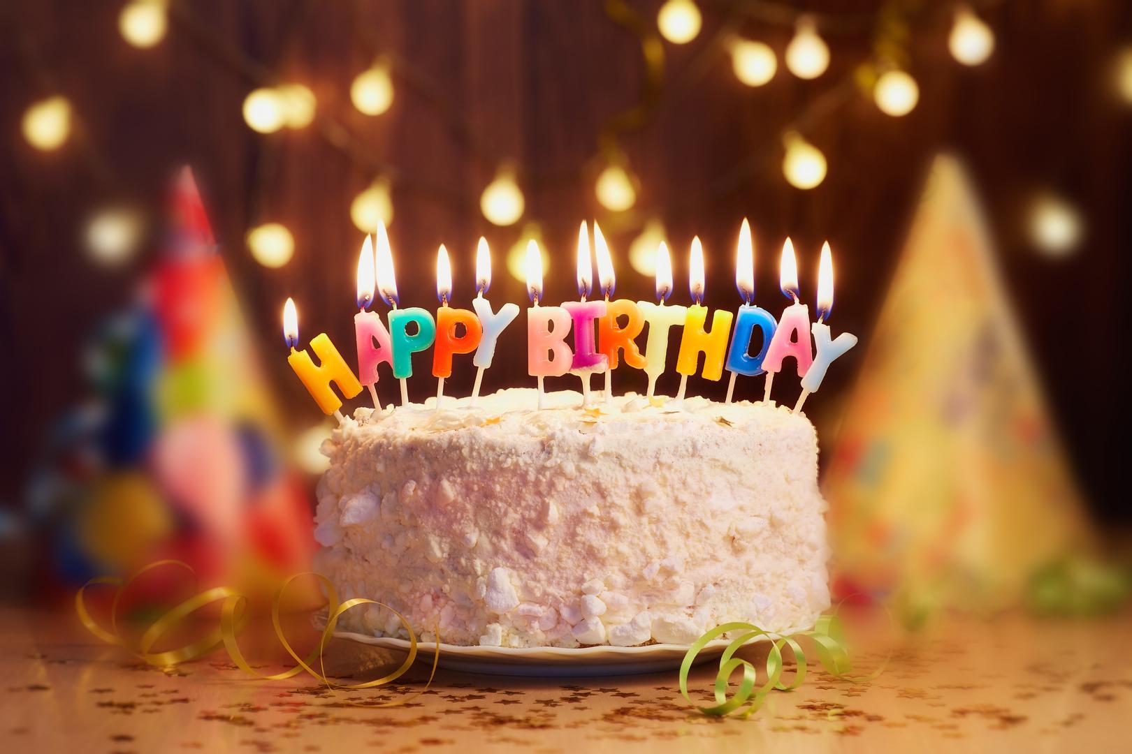 Картинки прикольные, открытки с днем рождения торт свечи