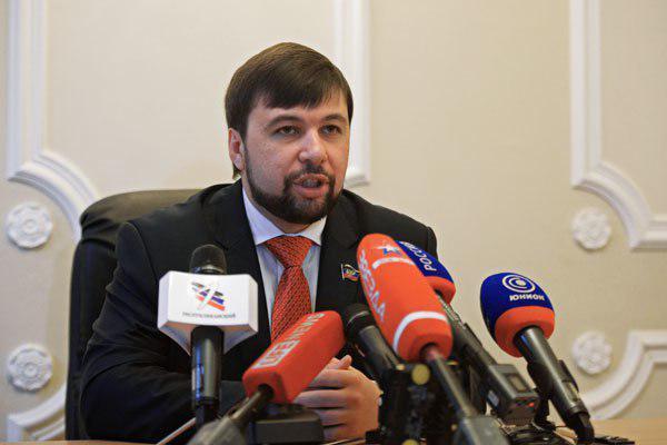 Пушилин рассказал, куда на самом деле пойдут деньги ЕС для Донбасса