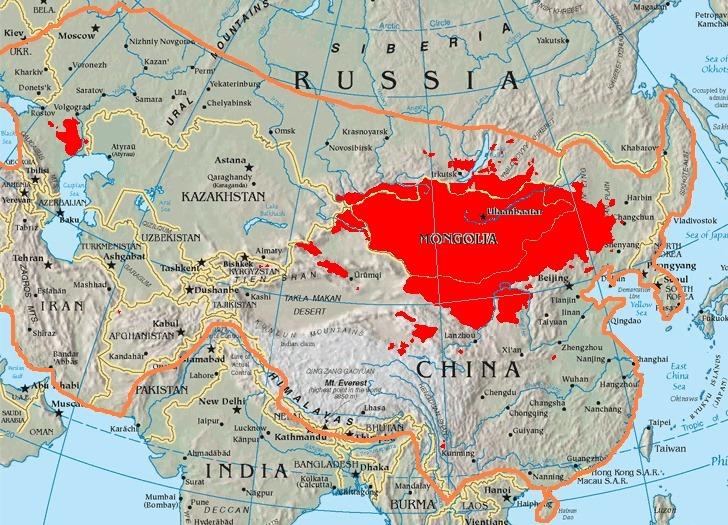 """""""Татаро-монгольского Ига"""" действительно не было."""