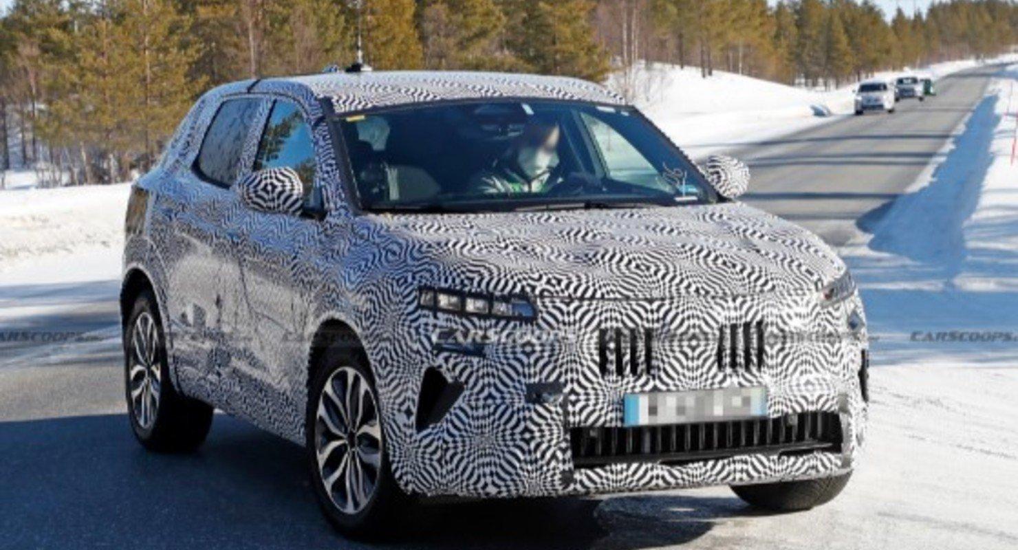 Renault Kadjar 2022 года показали на рендере Автомобили