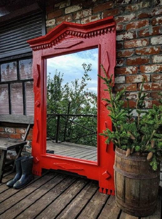 Дизайнер превращает наличники со старых деревенских домов в колоритные шедевры вдохновляемся,мастерство,творчество