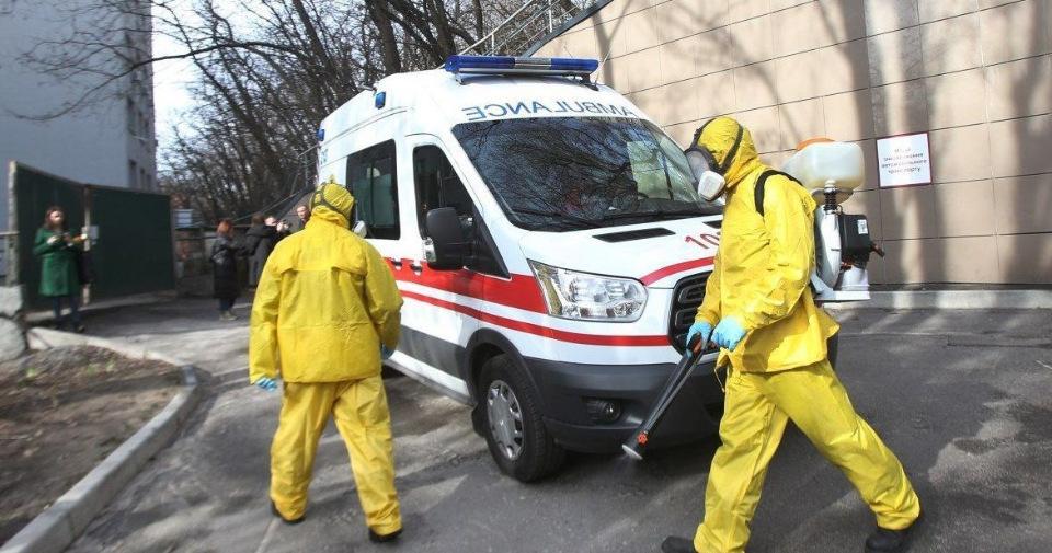 Замглвы Минздрава  Украины заявил, что пика заболеваемости коронавирусом в стране не будет