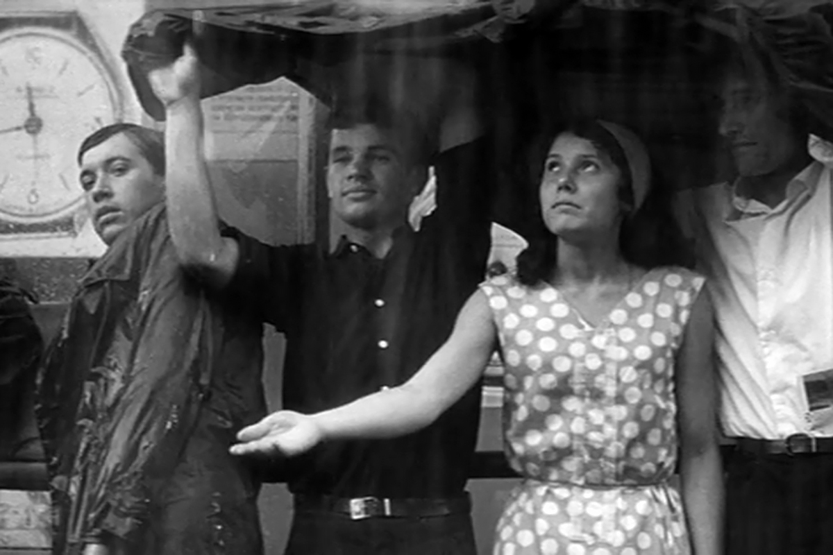 «Июльский дождь» — несоветский фильм вне времени