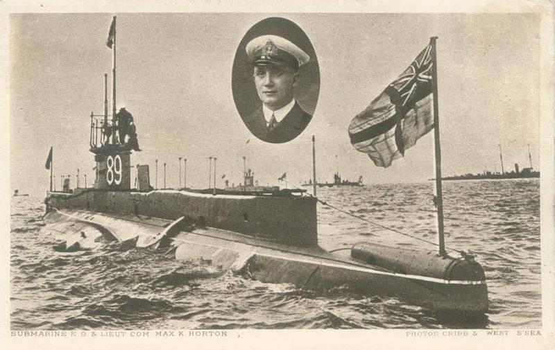 Готландский бой 19 июня 1915 г. Часть 2
