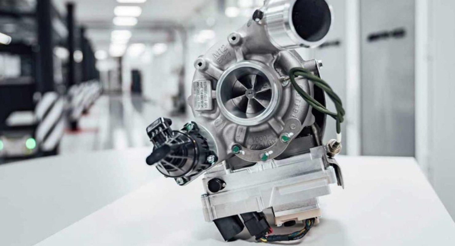 BorgWarner начала поставлять электрическую турбину для гибридных автомобилей Автомобили