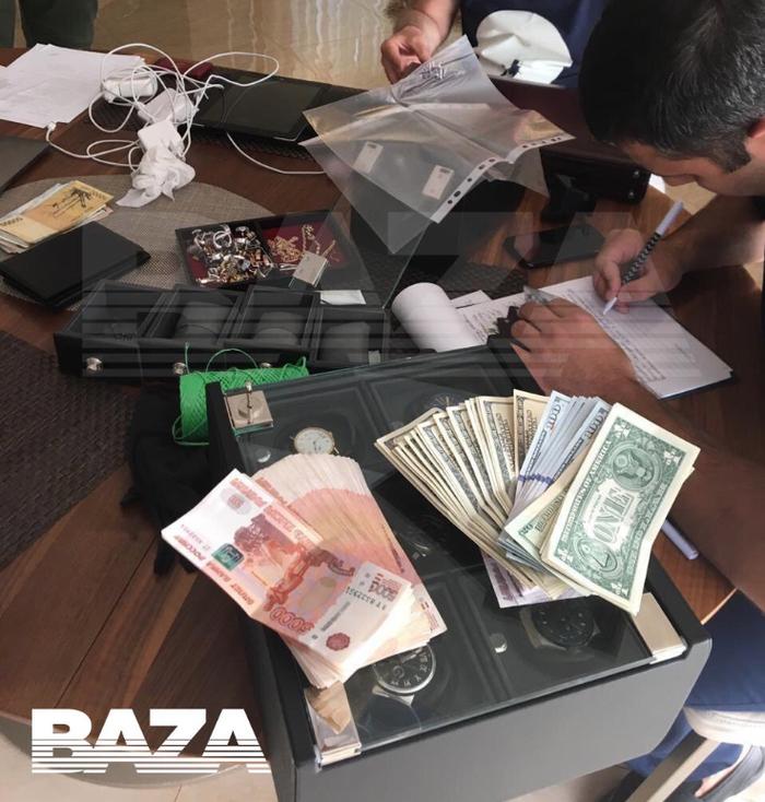 Что нашли при обысках у заместителя губернатора Ростовской области