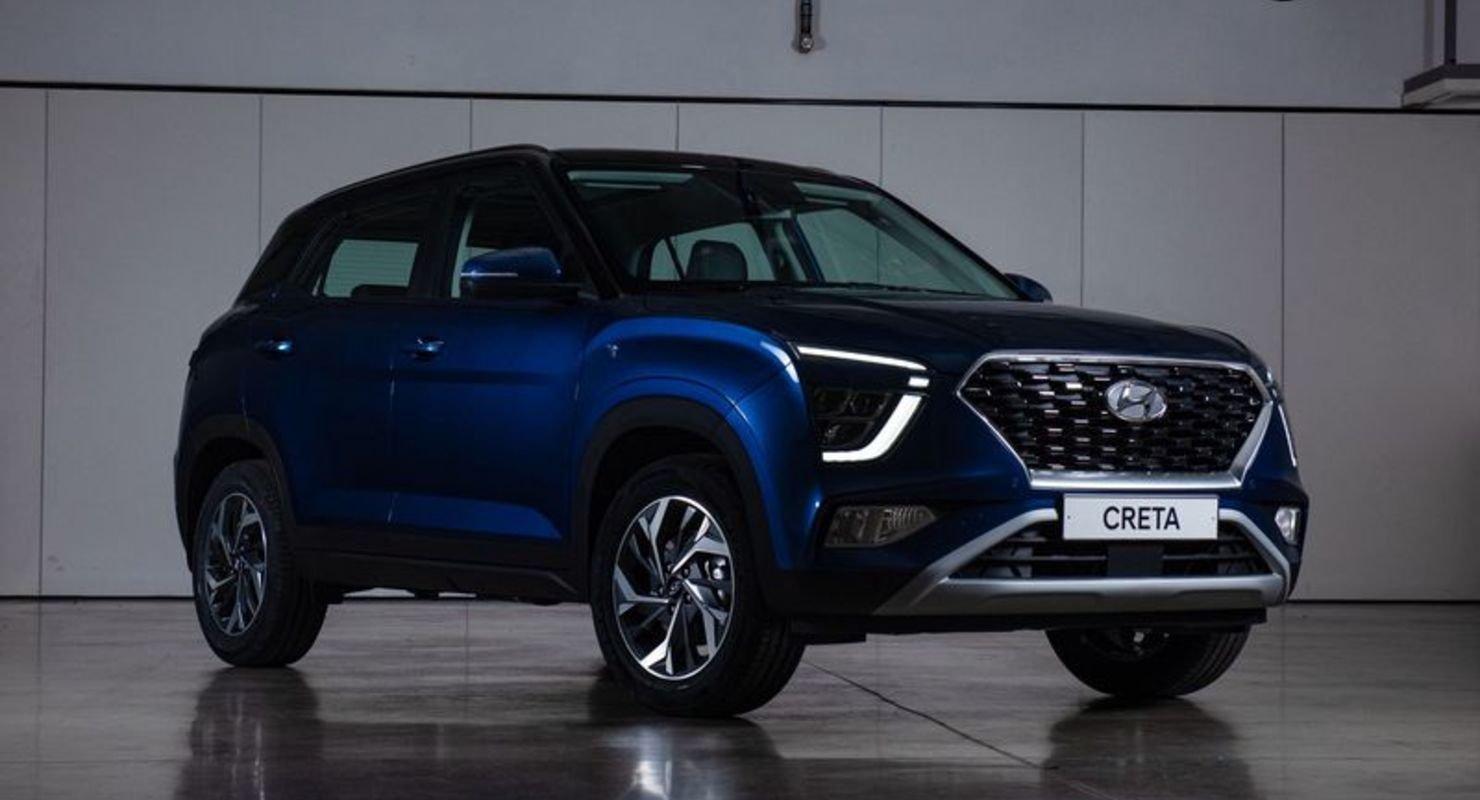 Hyundai позволит приобрести новую Creta избранным Автомобили,ХочуНовуюКрету