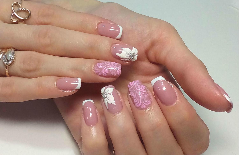 праздничный дизайн ногтей фото этой статье найдете