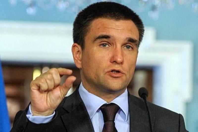 Климкин пожаловался на падение интереса Европы к членству Украины в ЕС Политика