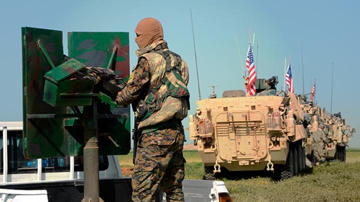 Ворота Идлиба распахнуты, а турки заставили отступить США сирия