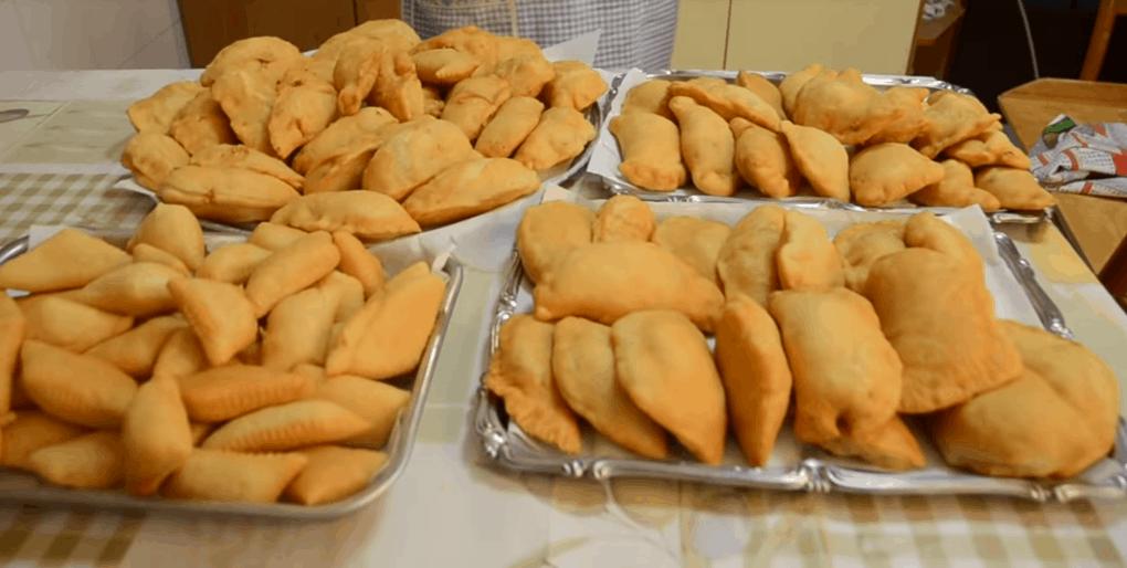 Панцеротти — оригинальные пирожки на итальянский манер