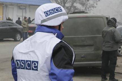 """ОБСЕ """"забыла"""" о намерении посетить оккупированные поселки под Горловкой"""