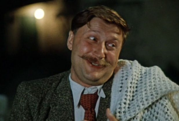 Виктор Борцов. Кто скрывался под маской душевного Савва Игнатьевича из «Покровских ворот»
