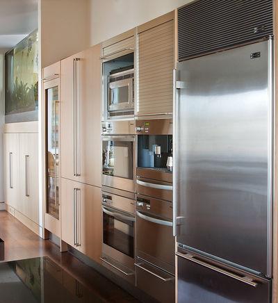 Современный Кухня by modern house architects