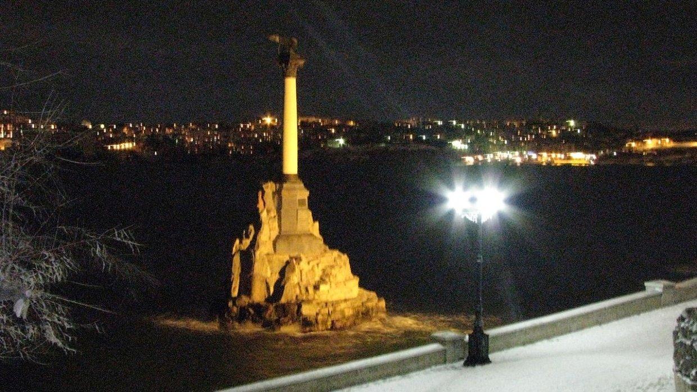 Памятник Затопленным кораблям в Севастополе «получил документы»