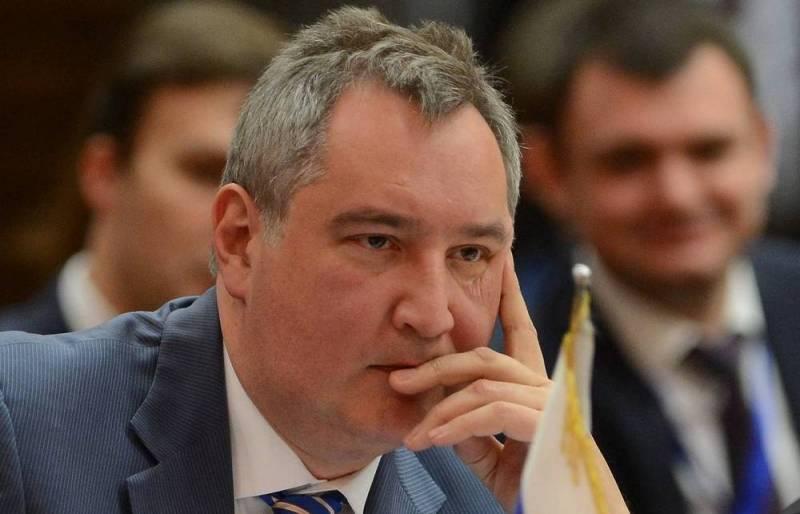 Рогозин о краже 11 миллиардов с Восточного: Нет повода для беспокойства!