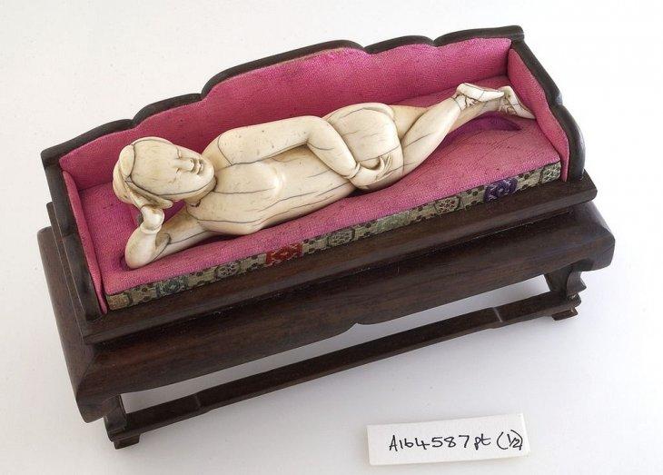 Китайские медицинские куклы интересное,история,Китай,медицина,познавательно