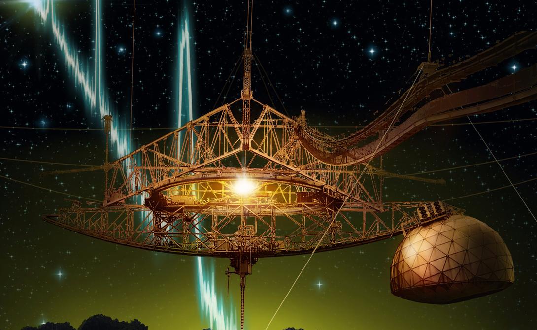 Сейчас же дело обстоит иначе. Австралийские астрономы сумели поймать пять последовательных сигналов, равноудаленных друг от друга по времени. Совпадение? Мы так не считаем.