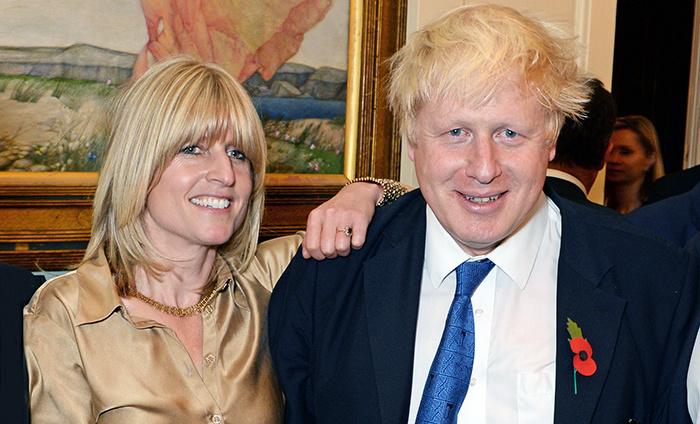 Cестра экс-главы британского МИД Бориса Джонсона обнажила грудь в прямом эфире Sky News