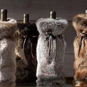 упаковка подарочная бутылки вина