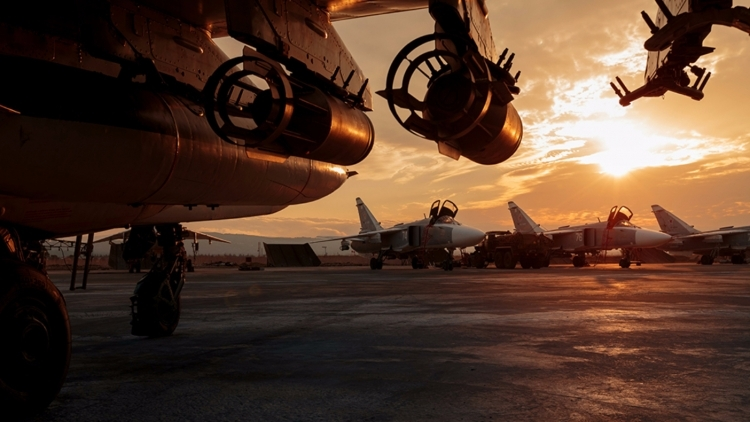 ВКС России в этом году пополнятся 16 новыми самолетами Су-34