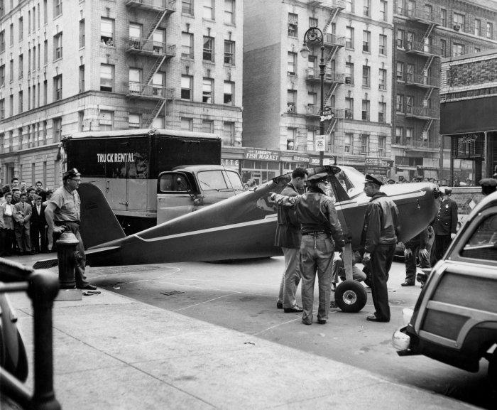 Любопытные факты из истории авиации