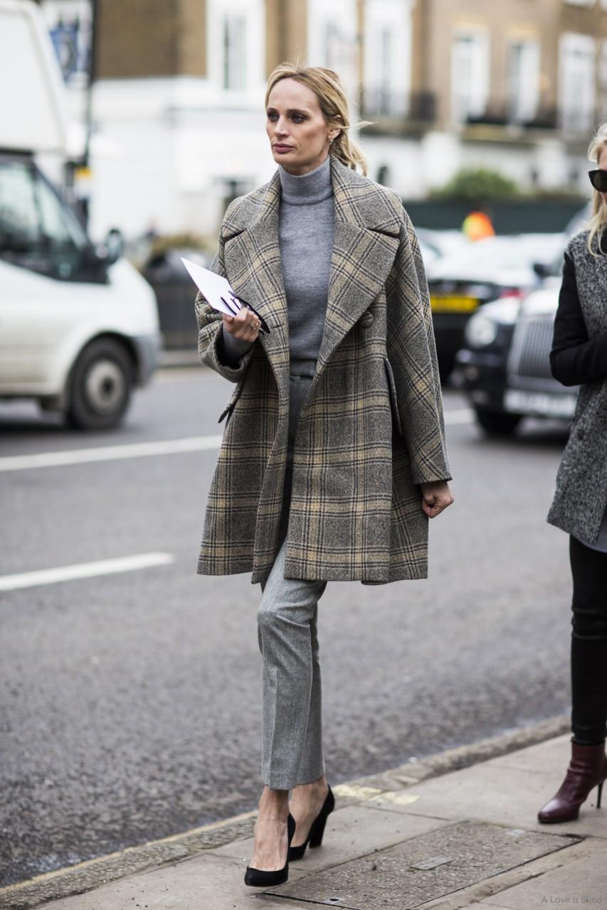 Короткое пальто 2018 - 5 самых популярных образов этой осени мода