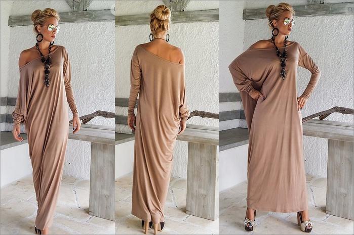 Выкройка платья Synthia Psarru
