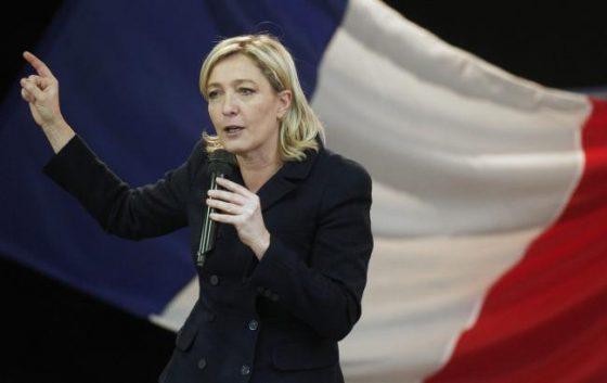 Ле Пен уйдет в отставку, если французы выступят против выхода страны из еврозоны